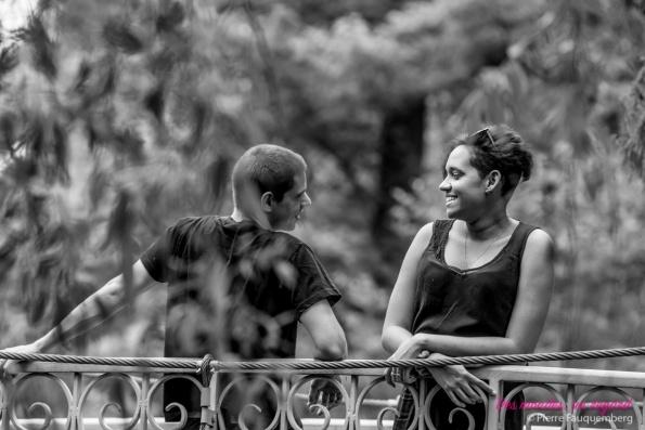 Séance grossesse pour Moana et Loic - Châtenay-Malabry