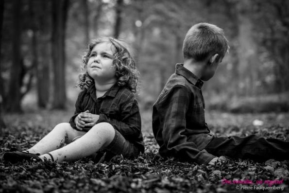 "Session photos ""enfants"" pour Sandra avec Killia, et Helena - Etang du Corra"