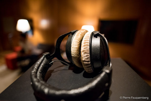 Sofa Club Sandwich - enregistrement studio