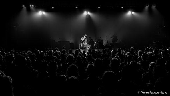 Ben L'Oncle Soul, salle Jacques Brel (Mantes la Ville, Blues sur Seine 2017)