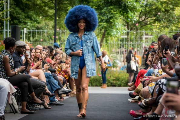 Défilé lancement de Big Hair World