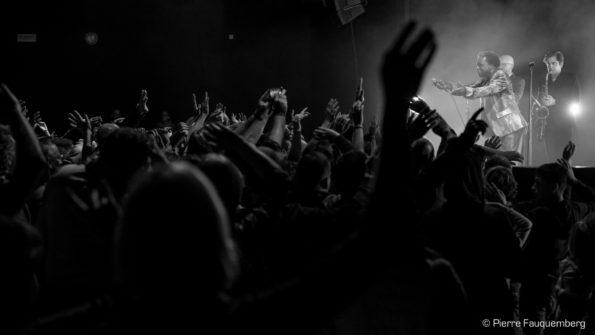 Lee Fields & The Expressions en concert à La Nacelle (Blues sur Seine 2017)