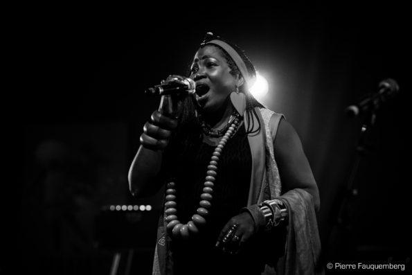 Les Amazones d'Afrique, Mantes-la-Jolie (Blues sur Seine 2017)