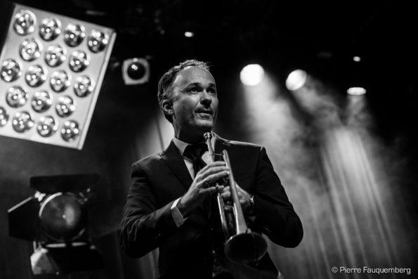 Lucky Peterson à l'espace Julien Green, Andrésy (Blues sur Seine 2017)