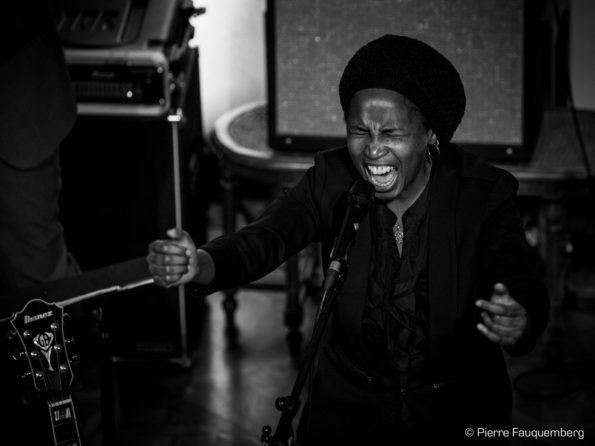 Natalia M King, Les Maisonnettes - Gargenville (Blues sur Seine 2017)