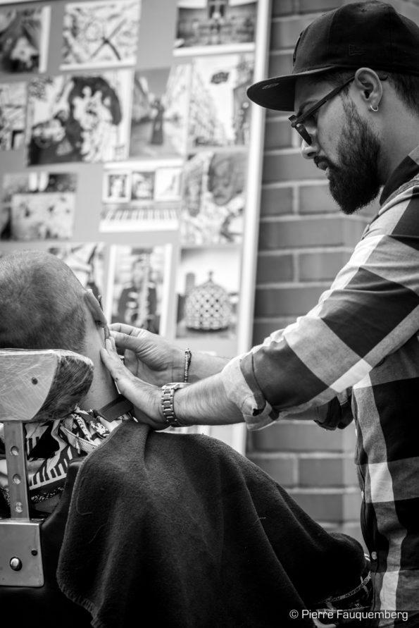 Urban Life Style - Barber