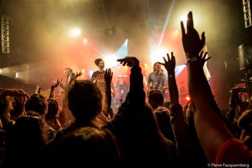 Danakil - festival Bonne Machine 2018 (Conflans-Sainte-Honorine)