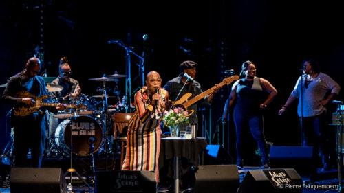 Dee Dee Bridgewater - Blues sur Seine 2017 (théâtre Simone Signoret)