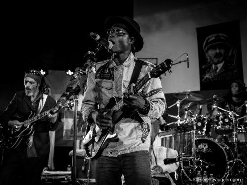 Fari Band - Guest Live (Bondy)