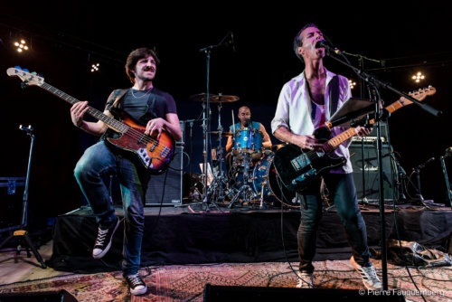 Paul Solas / Farid Medjane / Scott Lucchini  - Guest Live (Bondy)