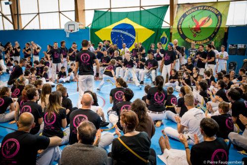 Batizado Capoeira - Jouy le Moutier 2018