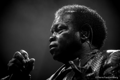 Lee Fields & The Expressions / William Z Villain - Blues sur Seine 2017 (La Nacelle)