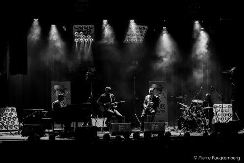 Lucky Peterson / Flo Bauer - Blues sur Seine 2017 (espace Julien Green, Andrésy)