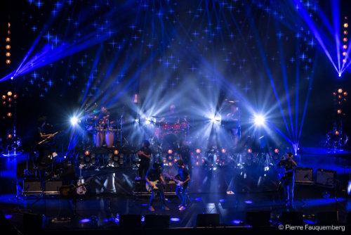 Rockaway 2017 à l'Olympia pour Premiers de Cordée